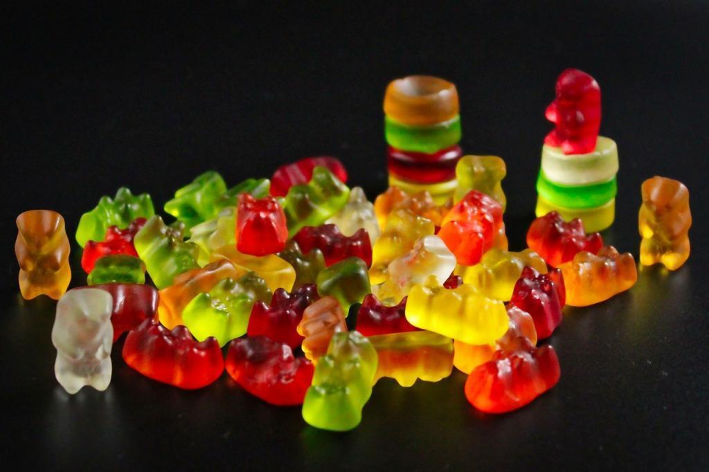 Gummi Bears Haribo Sweet Delicious - BiggiBe / Pixabay